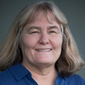 Portrait of Susan Sandall
